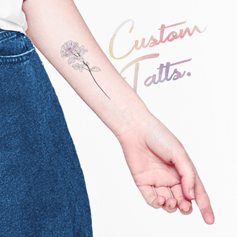 Custom tattoos!